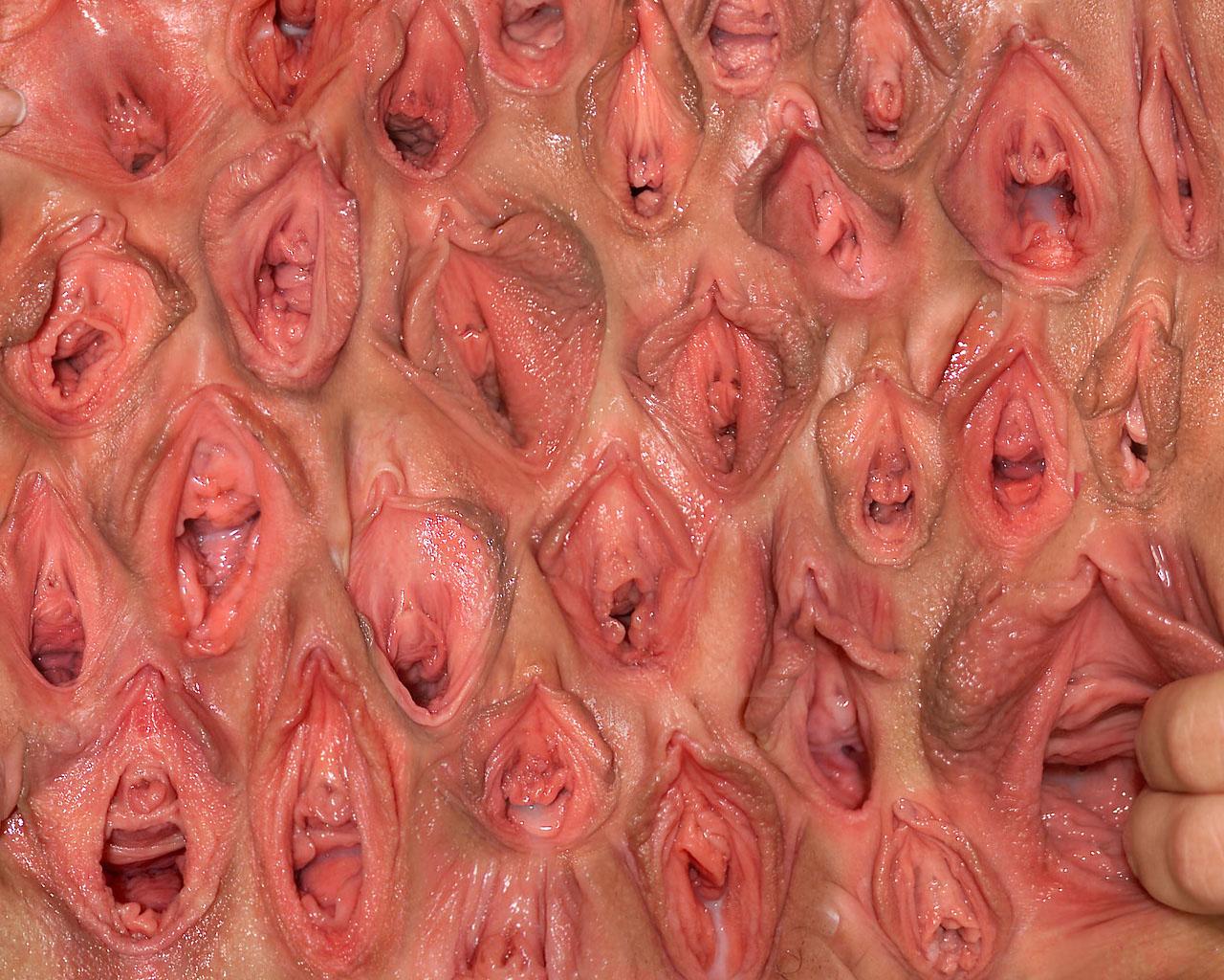 Съемки оргазма внутри влагалища 18 фотография
